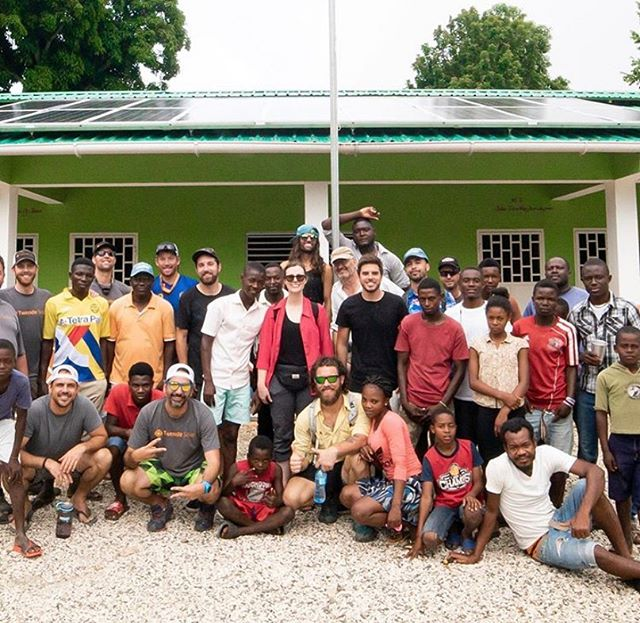 "A billion (with a 'b') people worldwide are without access to electricity. For many of these communities, a single solar array can improve overall health, education and economic opportunity just by powering amenities such as light fixtures, refrigerators or internet modems.  Our team of engineers, designers, and electricians believes we have a moral responsibility to use our solar expertise to help these energy-deficient communities transition to clean, reliable sources of power. By taking the @twendesolar ""Photovoltaic Oath"" we are pledging to use the tools at our disposal to better serve others.  How will we carry out our oath?  1) Through the Save a Watt, Give a Watt program, we will match any customer donation with an equivalent discount on their solar or electrical project.  2) Our staff will continue to volunteer on Twende solar projects both here and abroad.  Every installation has a massive impact. Let's go solar, together! #BetterSolarForAll"