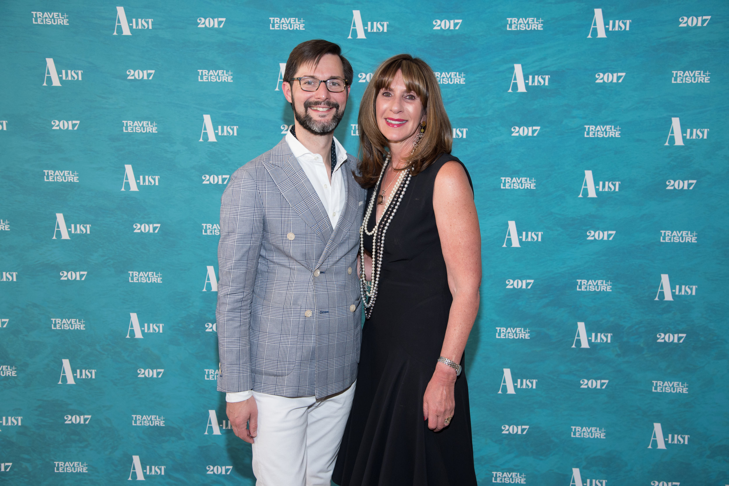 The 2017 A-List travel advisors are honored at an exclusive event at Virtuoso Travel Week in Las Vegas, Nevada