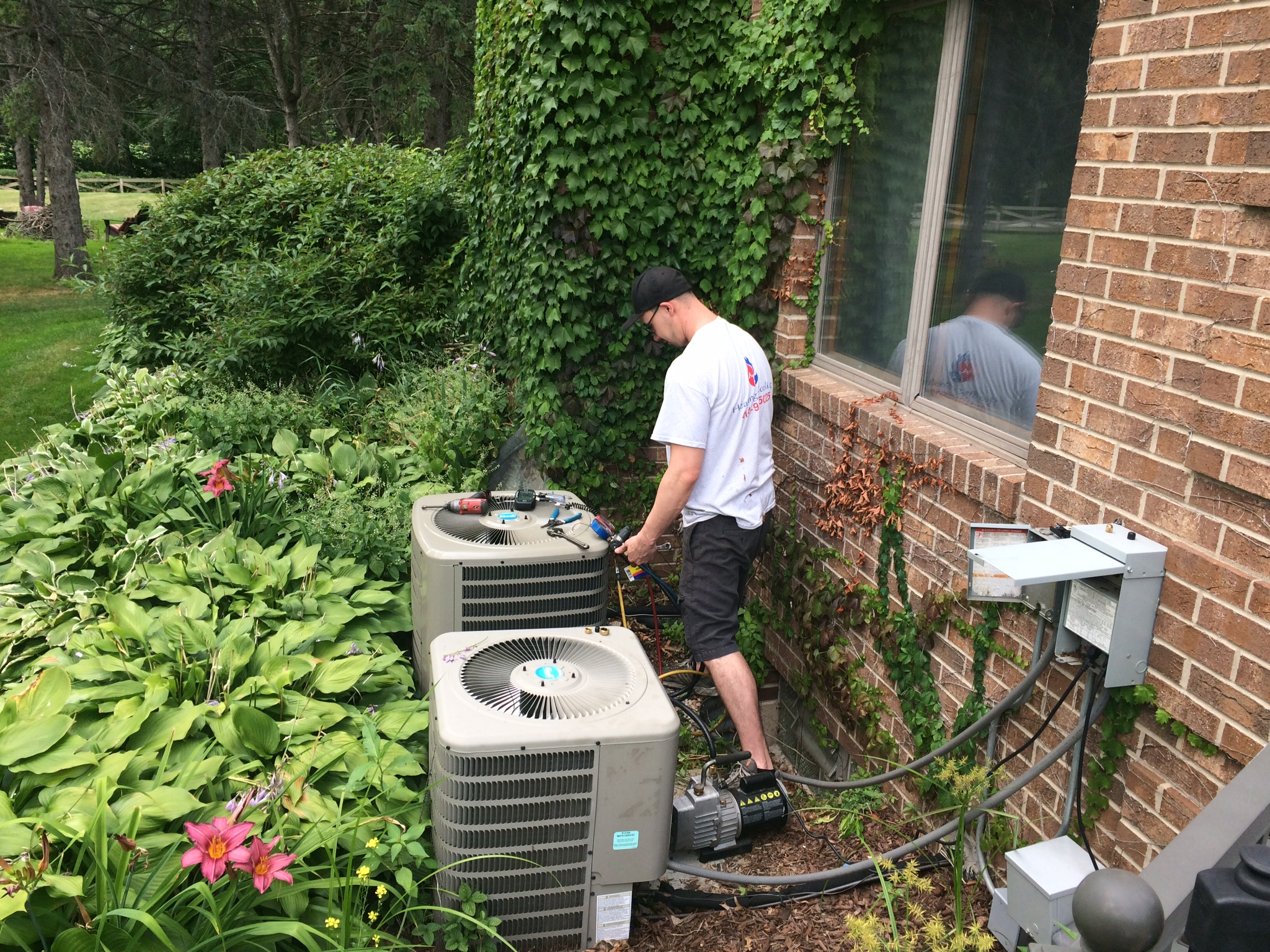 A&N Heating-Cooling // $20 off any service call special