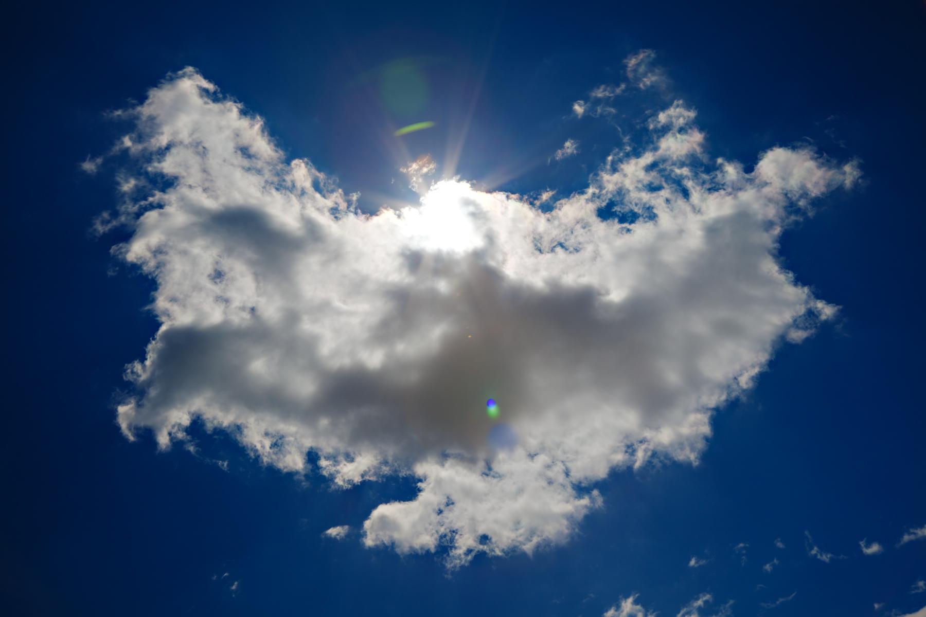 Angel Cloud - Angel Cloud - Nicolas Raymond - CC2.0 Attribution