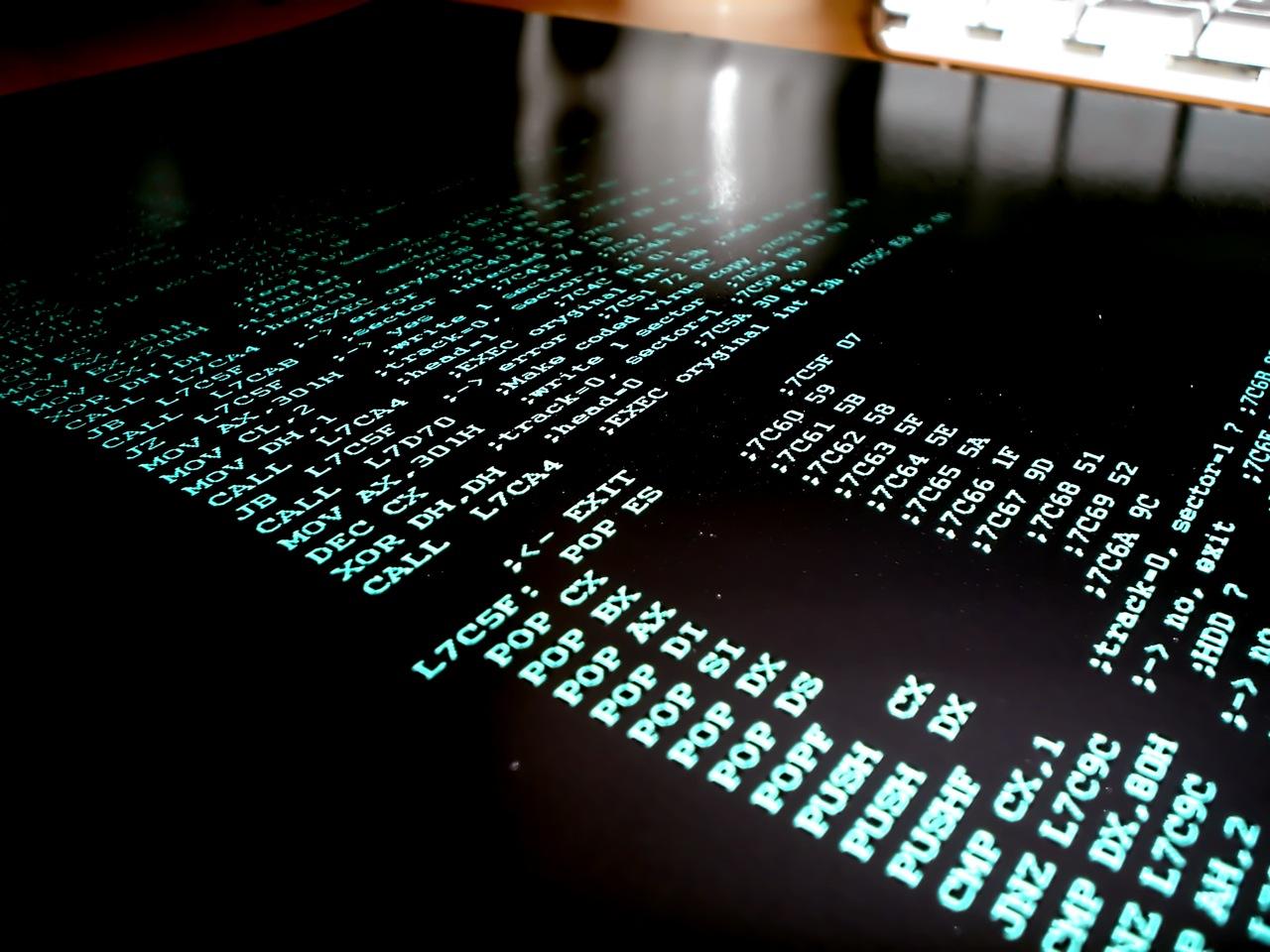 Computer Virus - hj barraza - CC2.0 Attribution Sharalike