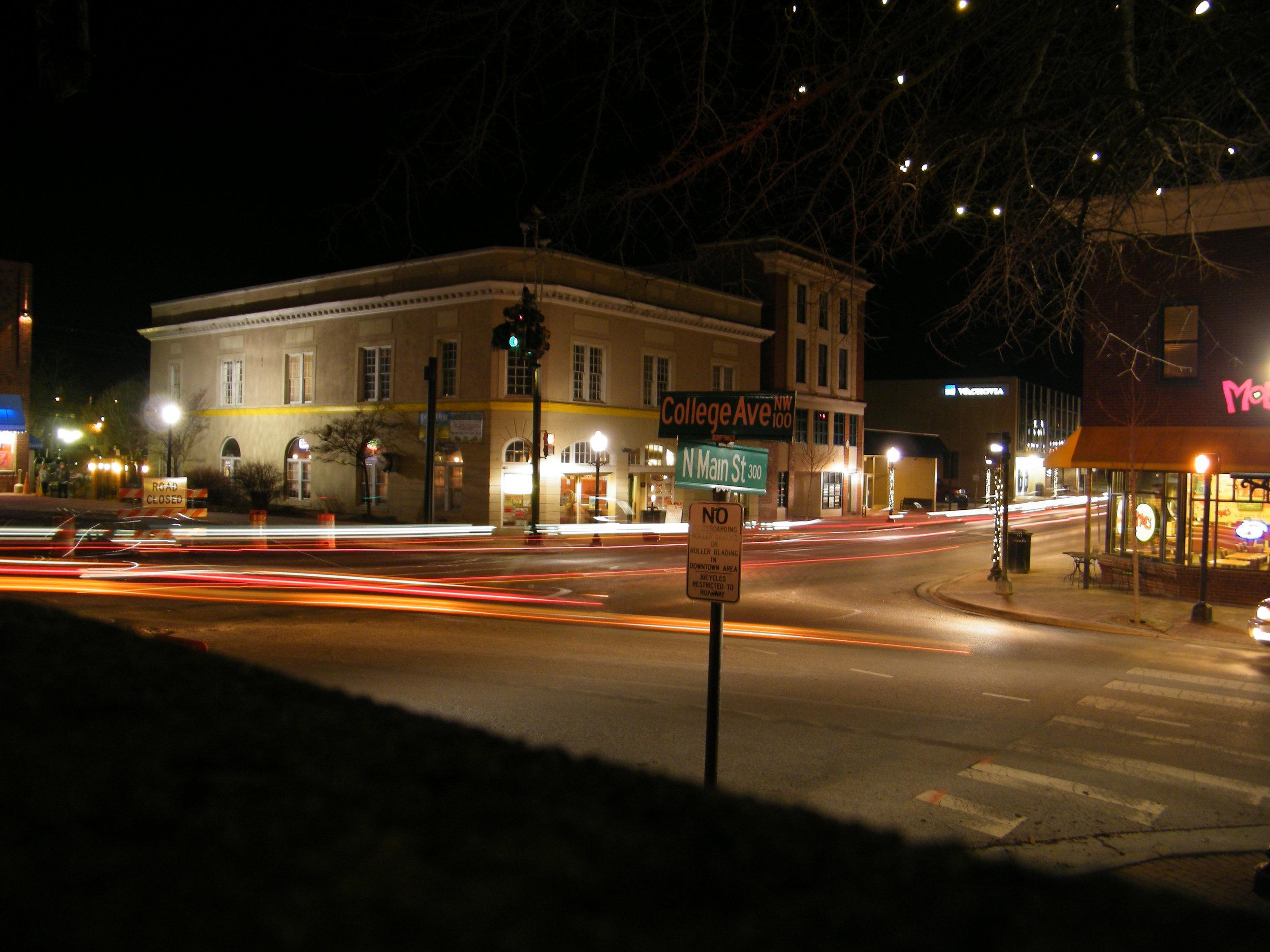 Downtown Blacksburg - Eric B - CC2.0