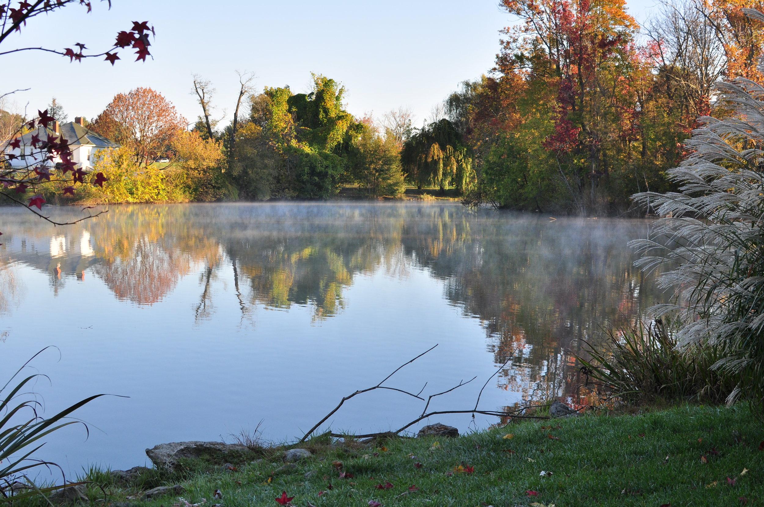 Smoke on the water - Blacksburg - pedrik - CC2.0 Attribution Sharalike