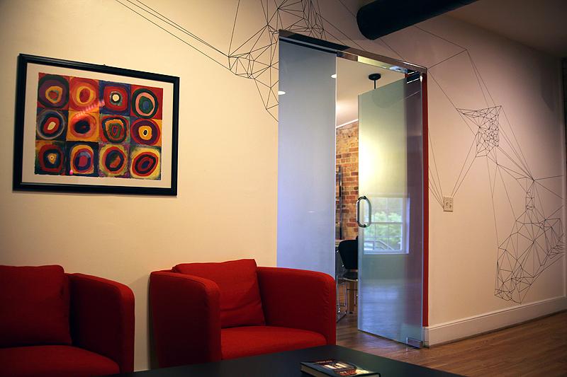 Common meeting area
