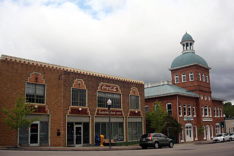 Historic Coke Building