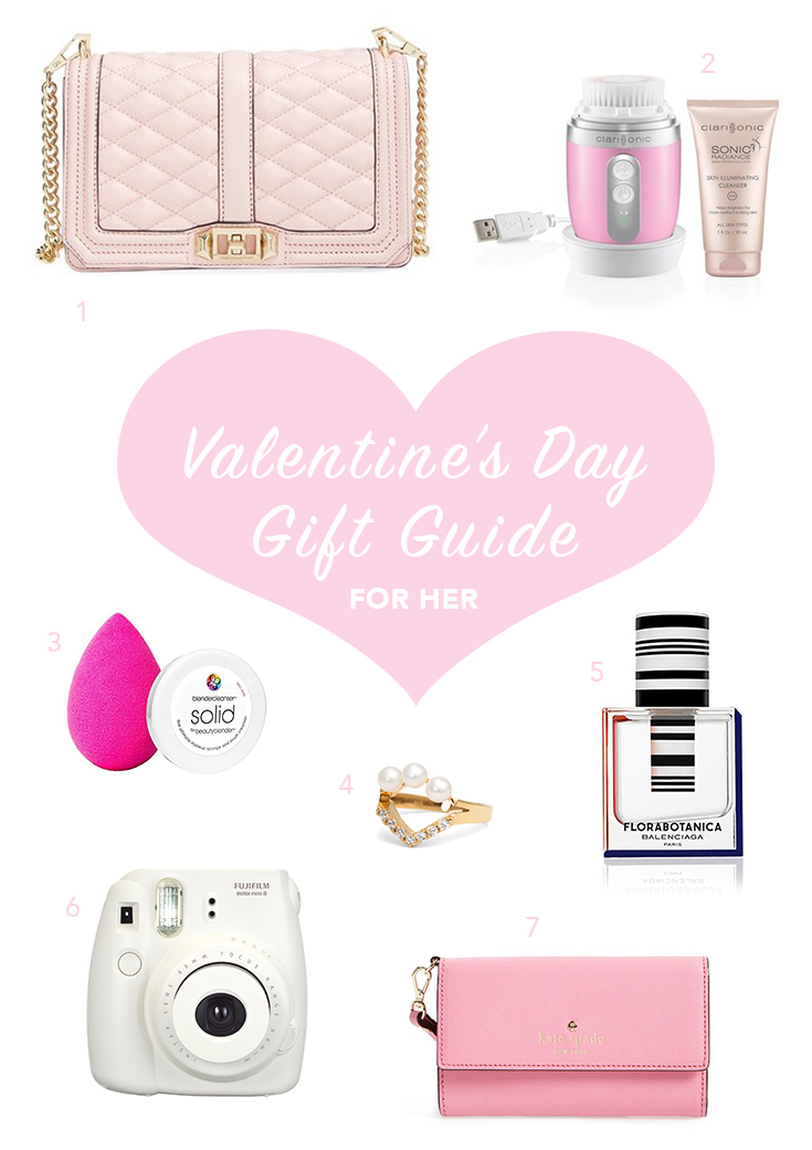 Valentine's Day Gift Guide 2016 - The Chic Diary