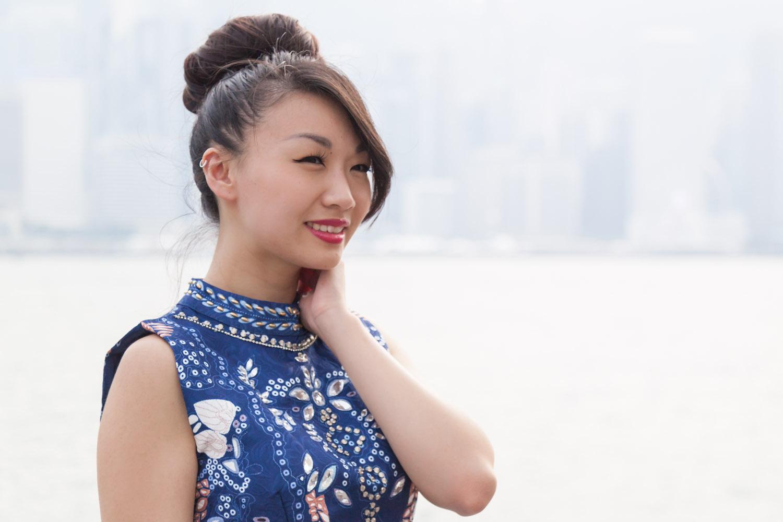 The Chic Diary in Hong Kong