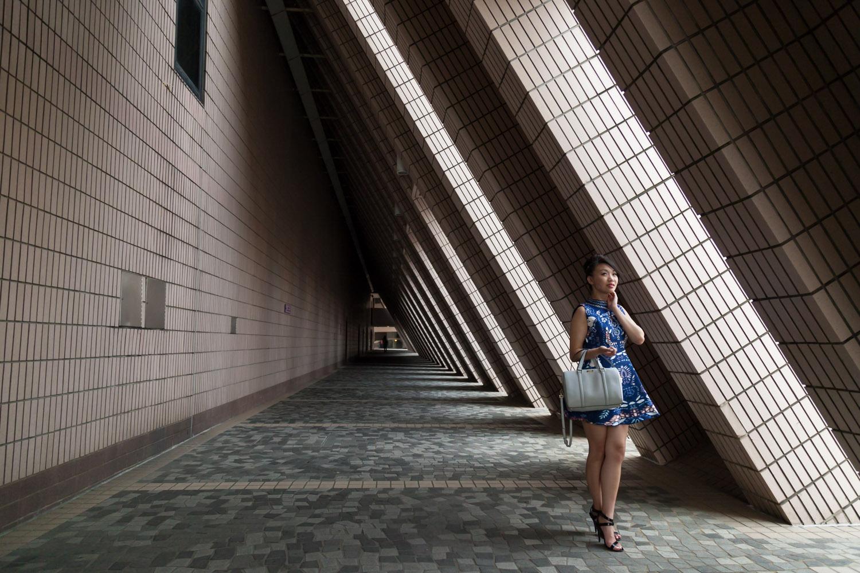 The Chic Diary in Hong Kong - Tsim Sha Tsui Promenade