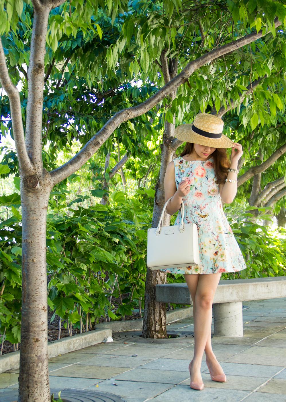 Vacation Vibes | via The Chic Diary