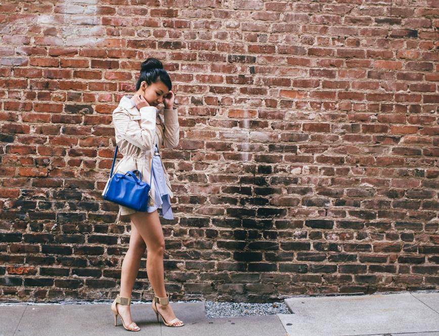 07.30.15: Street Style | Asymmetric Collared Shirt & Cuffed Sandals