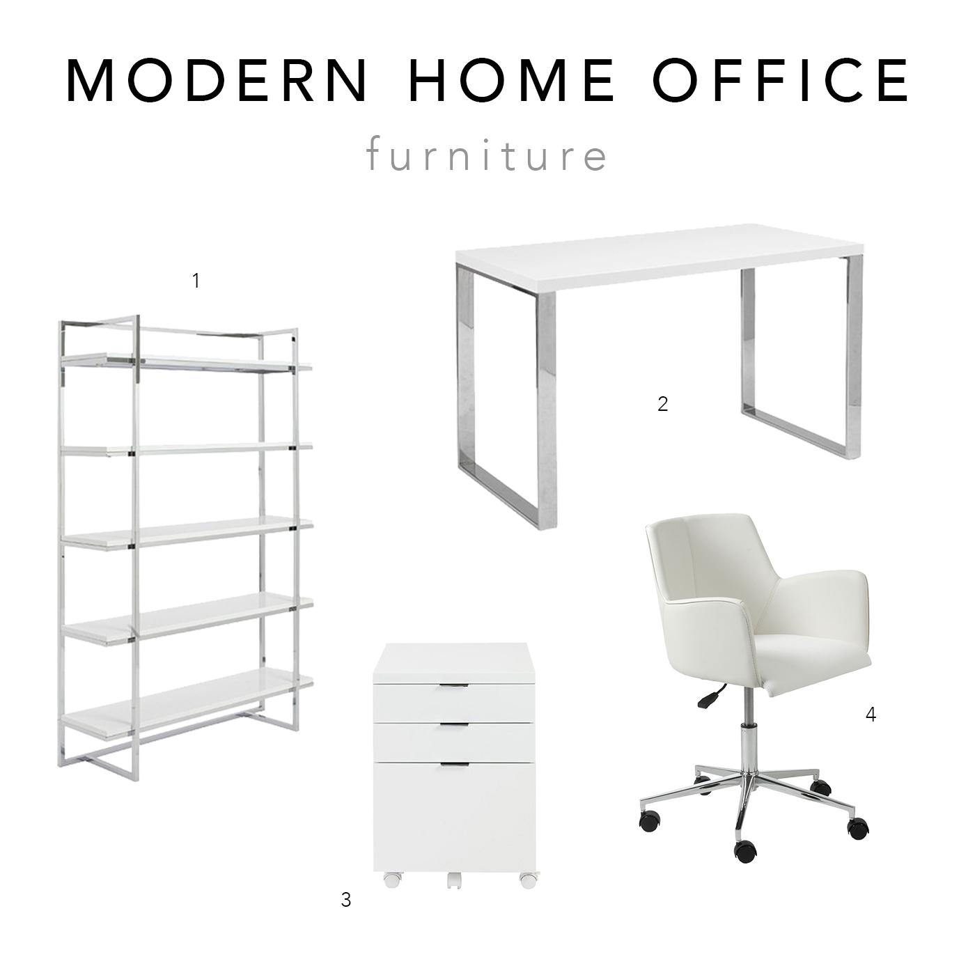 05.05.16: #Girlboss | Modern Home Office & Work Space Inspiration