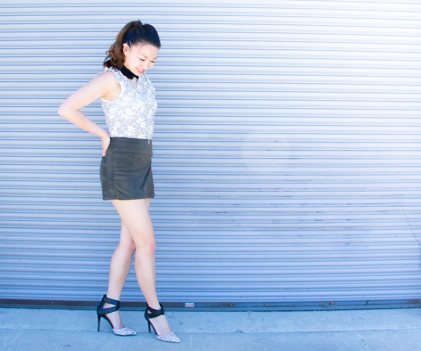 Street style | via The Chic Diary