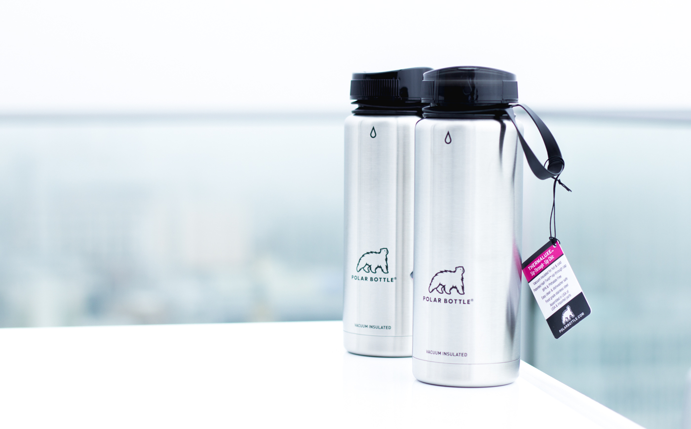 Polar Bottle Thermaluxe Giveaways | The Chic Diary