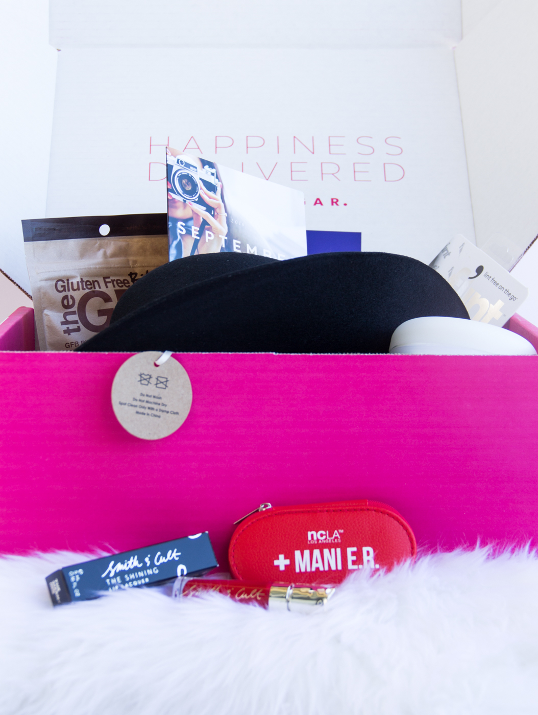PopSugar September 2016 Must-Have Box | The Chic Diary