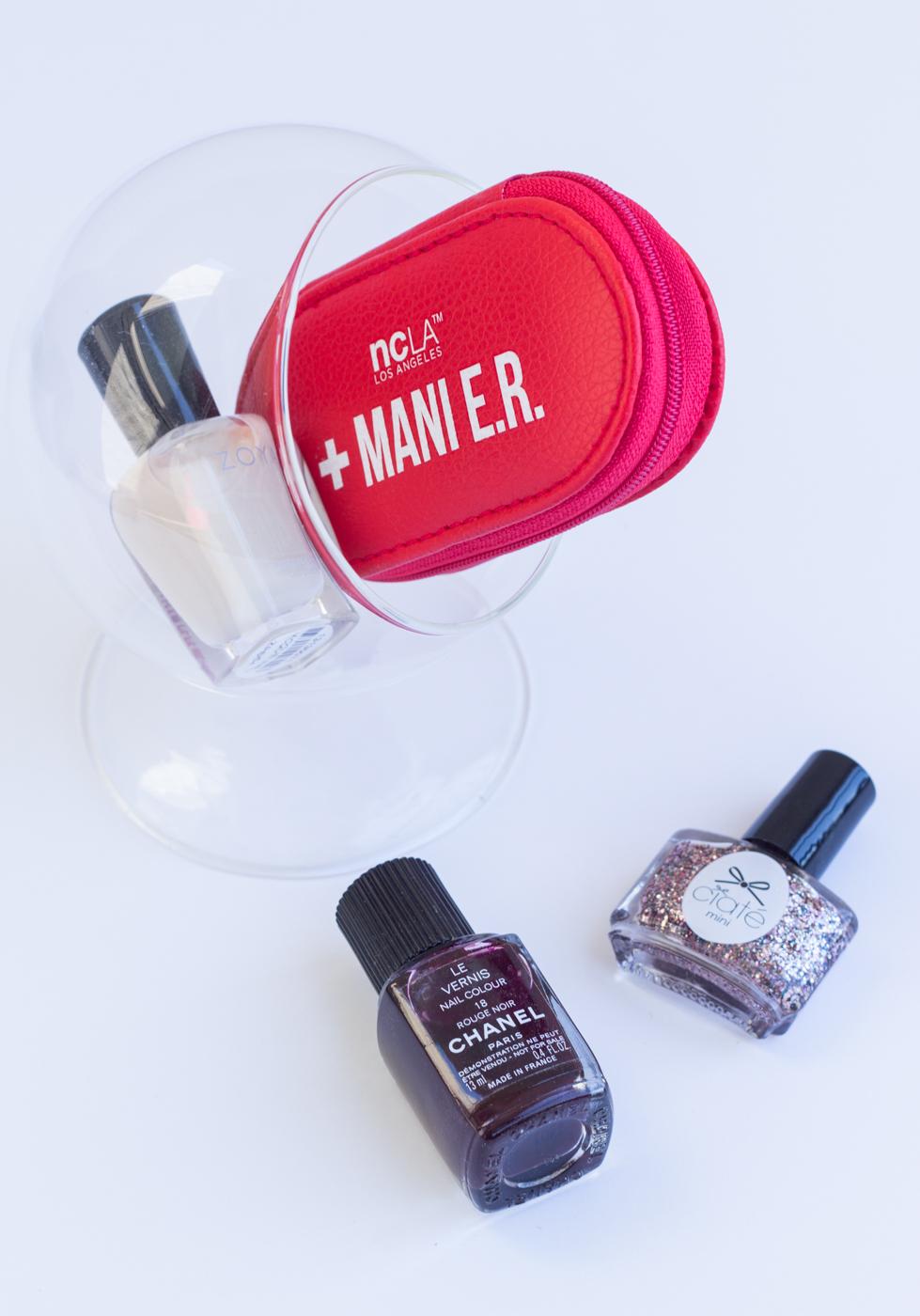 NCLA Mani-ER Tool Kit | The Chic Diary
