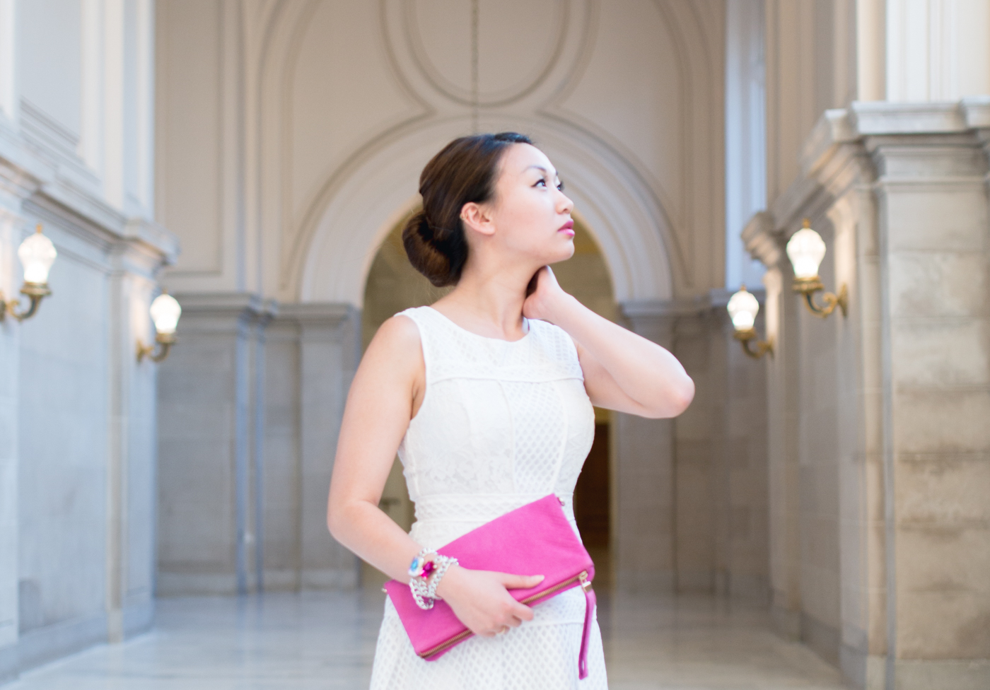 Wear Pink for Breast Cancer Awareness Month | The Chic Diary
