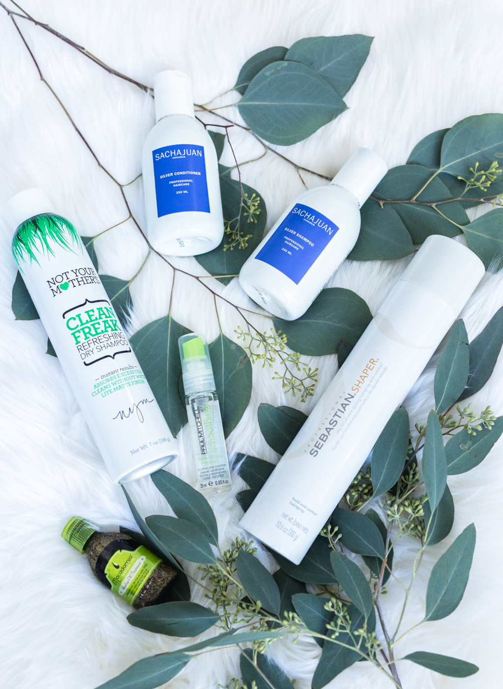 My Top Hair Care Products   The Chic Diary