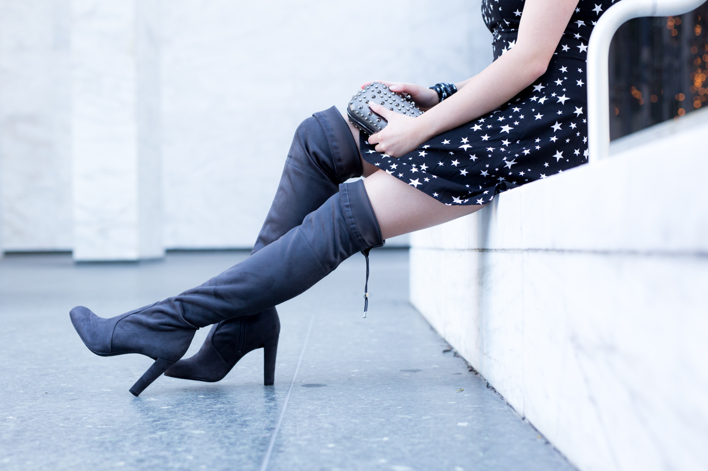 Sam Edelman 'Kent' Over The Knee Boot | The Chic diary