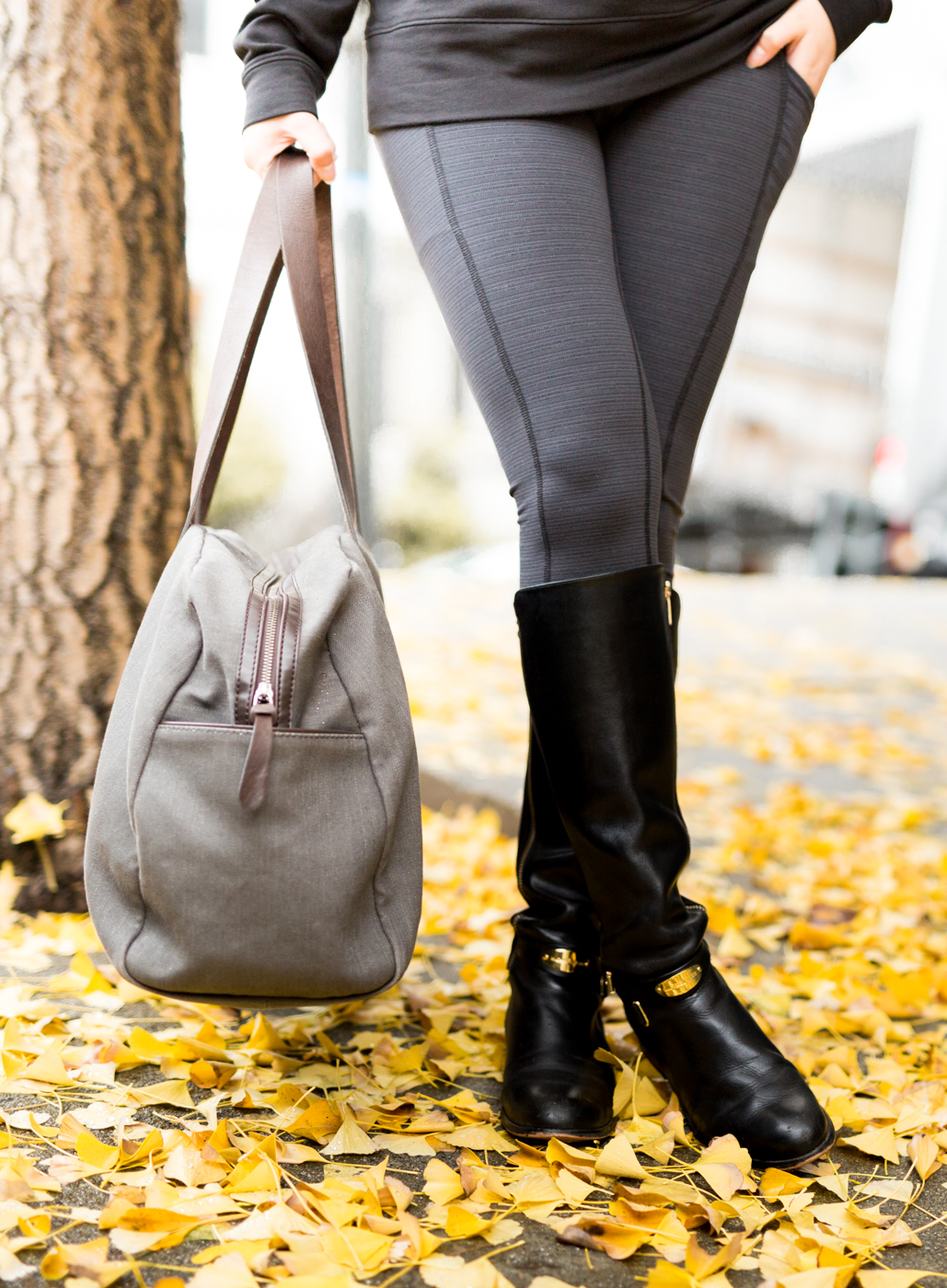 Lucy Pocket Legging | The Chic Diary