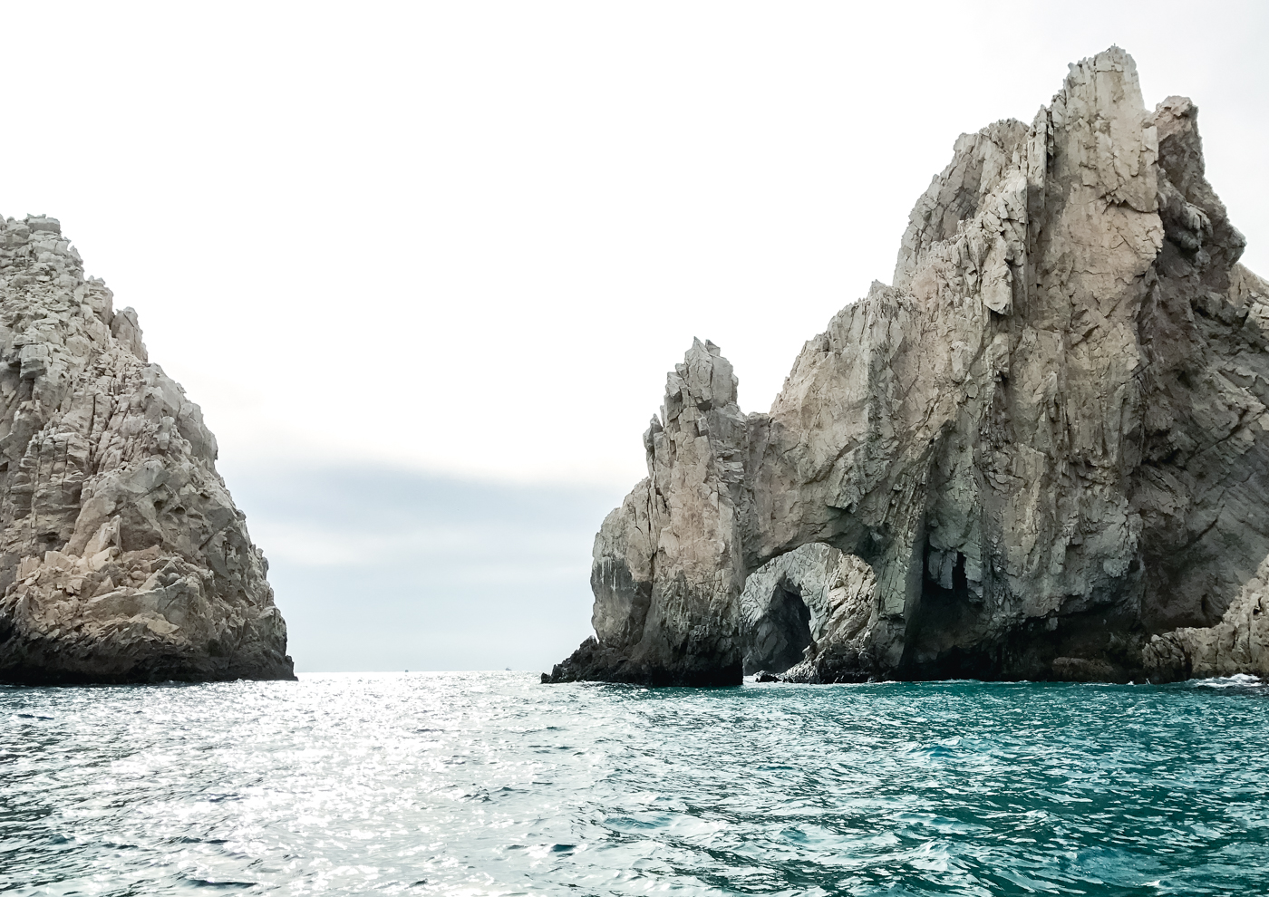 Sightseeing... The Arch! | Cabo San Lucas, Mexico