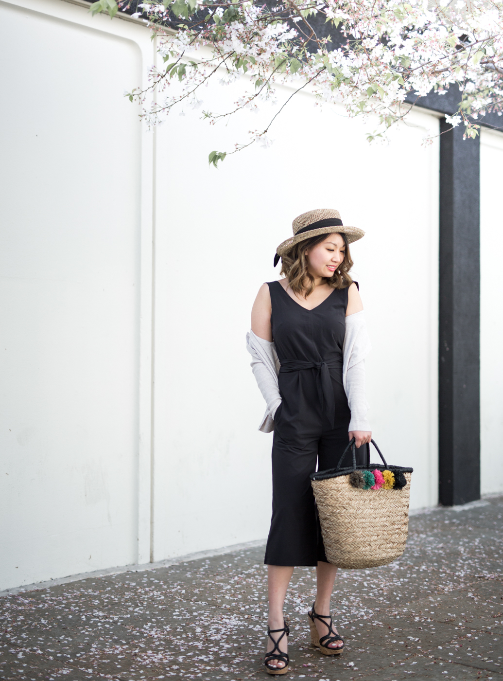 Lucy Black Jumper   The Chic Diary