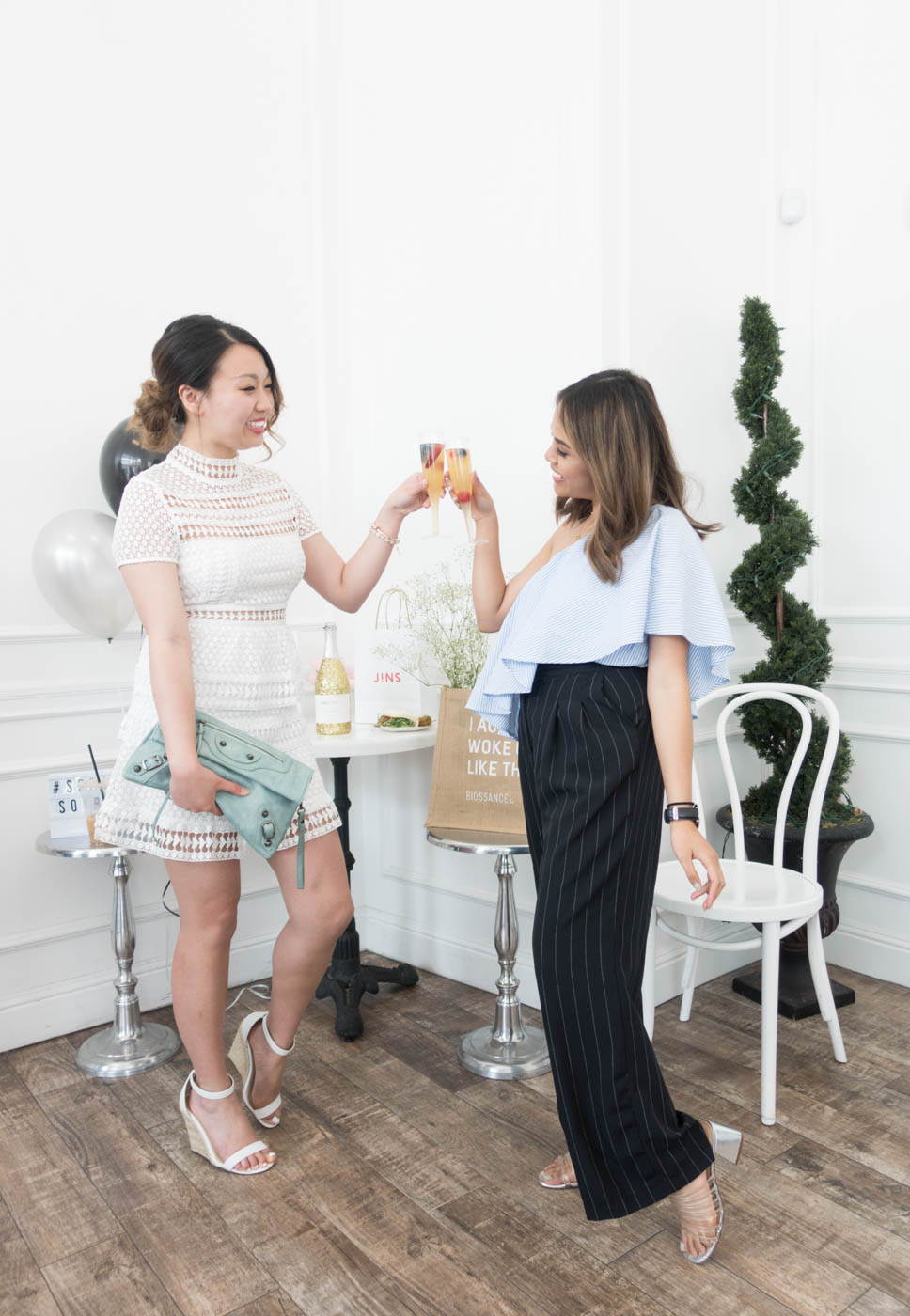 Spring Soiree with Luxe & Linen | The Chic Diary