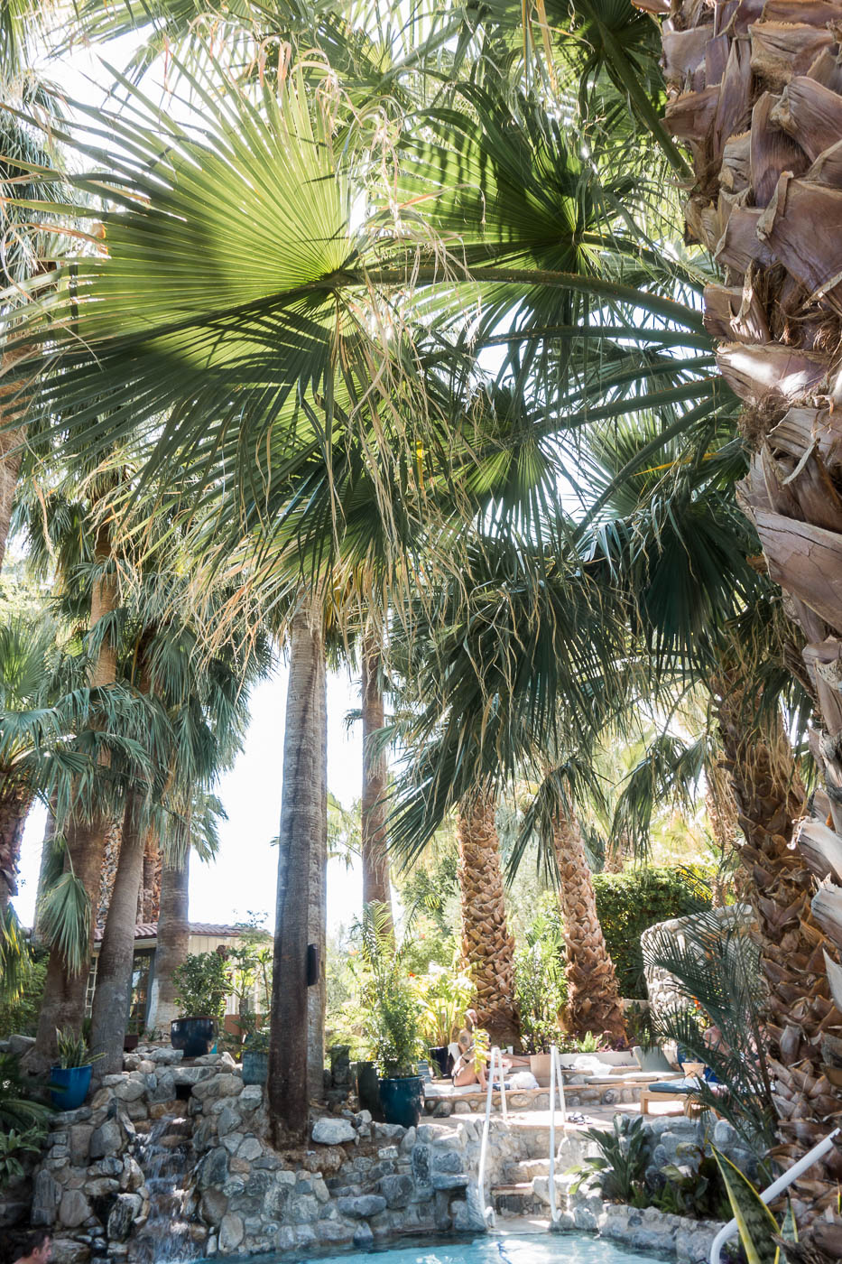 Two Bunch Palms award winning mineral Grotto | The Chic Diary