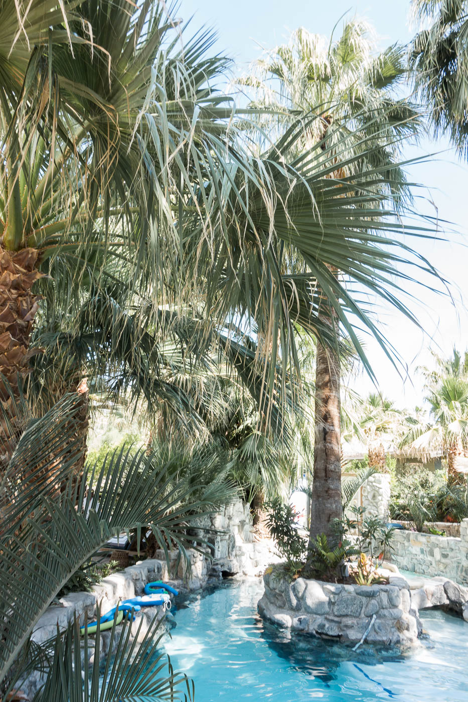 Two Bunch Palms Mineral Grotto | The Chic Diary