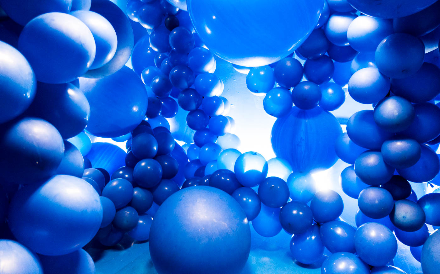 Color Factory SF - Geronimo Balloon Room | The Chic Diary.jpg