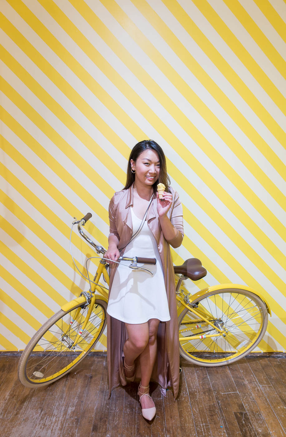 Color Factory San Francisco - Yellow Room | The Chic Diary