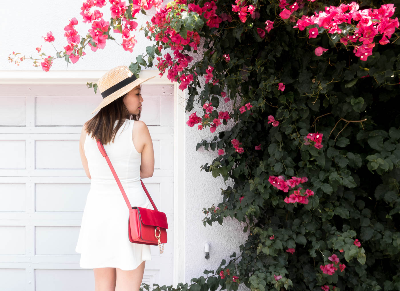 San Diego Hat Co Hat & Goodnight Macaroon Bag | The Chic Diary