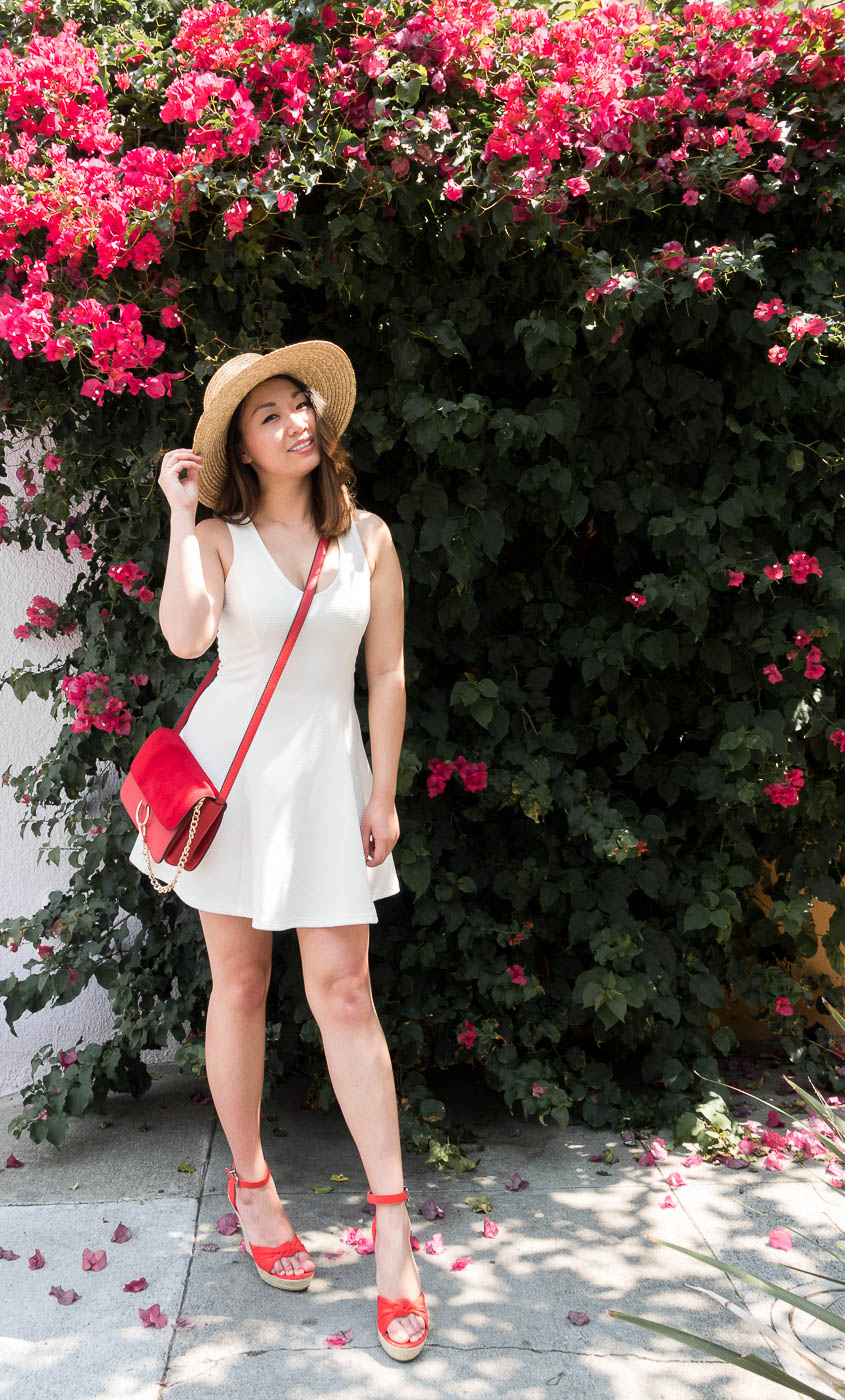 Summertime Outfit | The Chic Diary