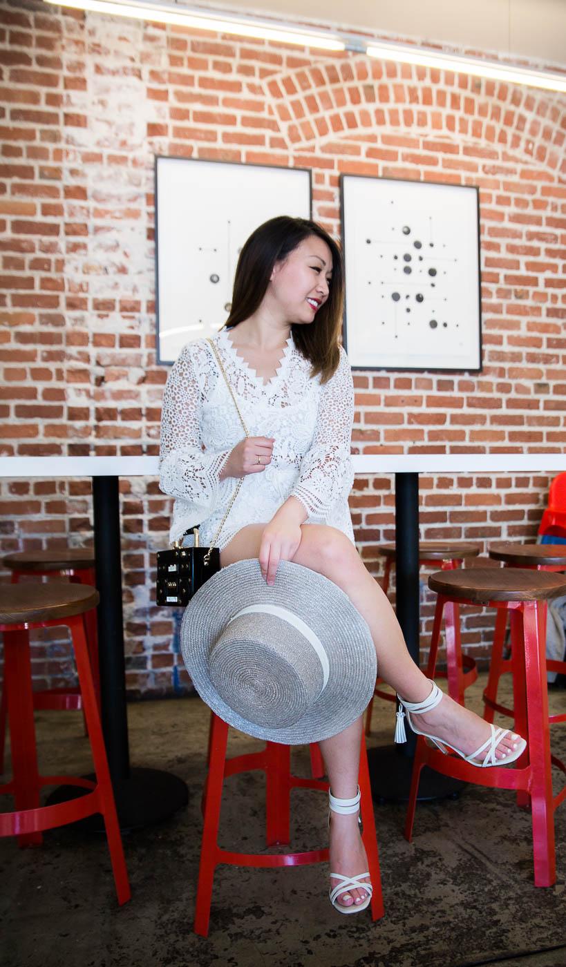 Janessa Leone Bolero Hat | The Chic Diary