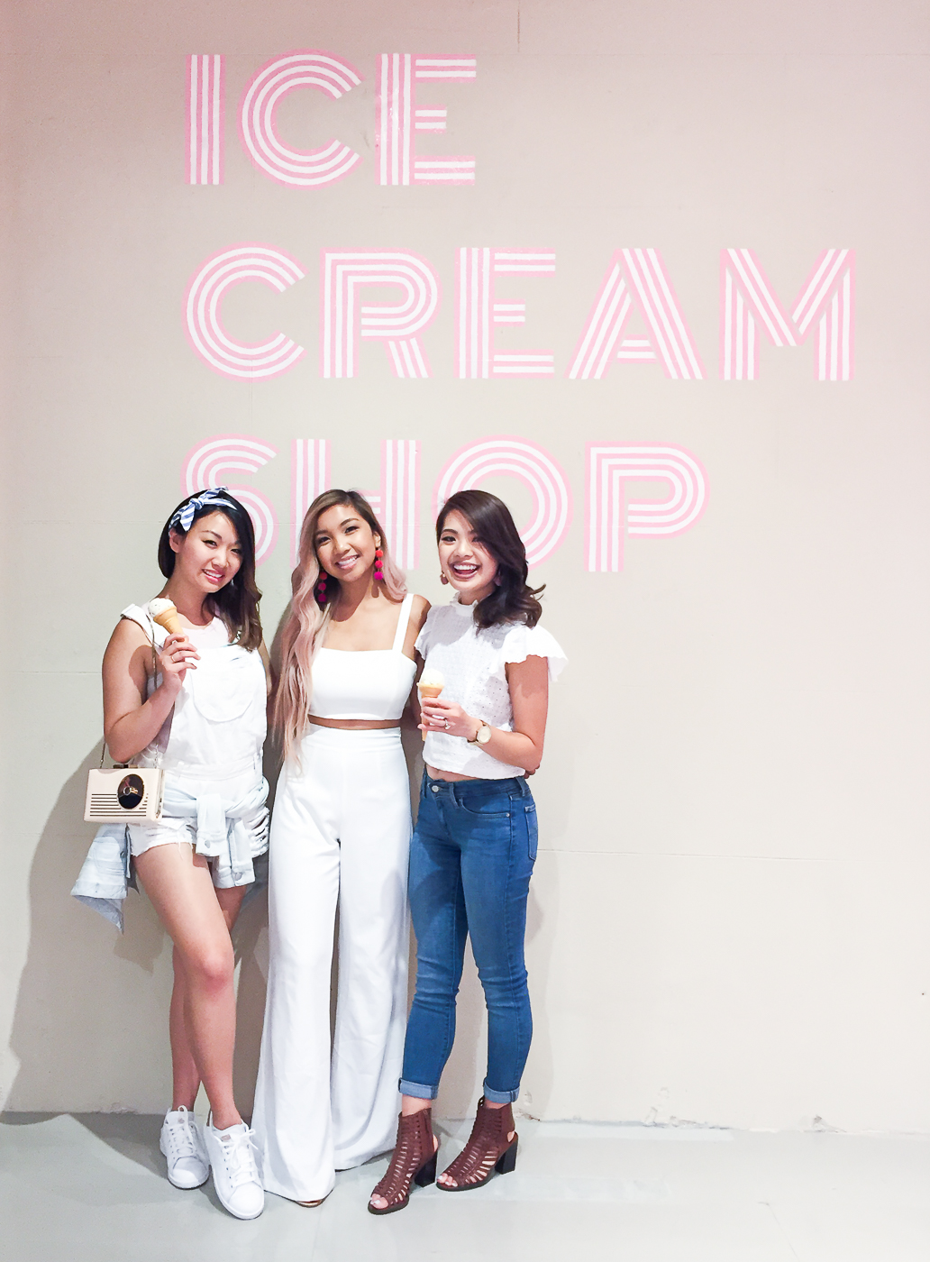 At the MOIC SF Preview Event! | The Chic Diary