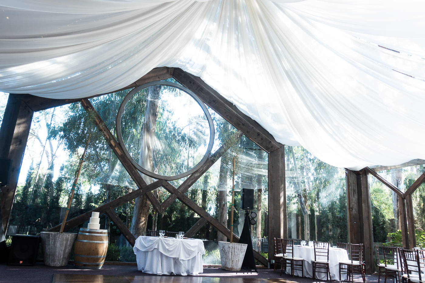Calamigos Ranch - The Oak Room | The Chic Diary