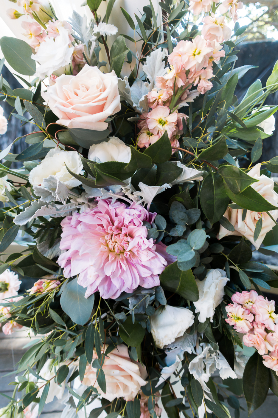 Calamigos Ranch - Wedding Flowers | The Chic Diary