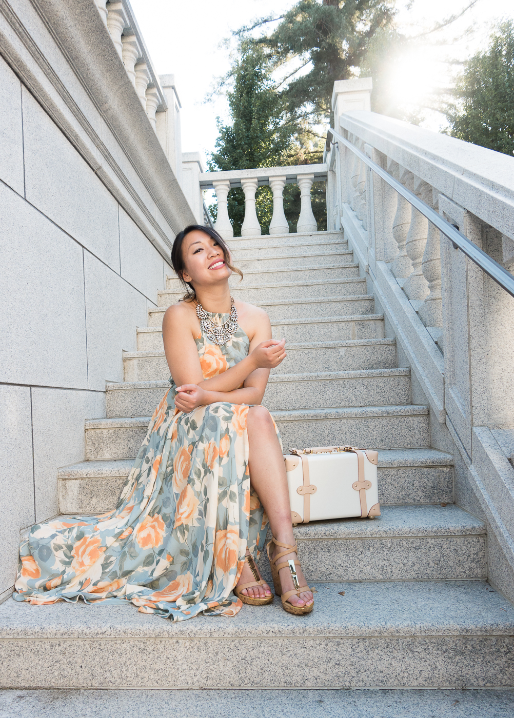 Steamline Luggage, Lulu's, Happiness Boutique   The Chic Diary