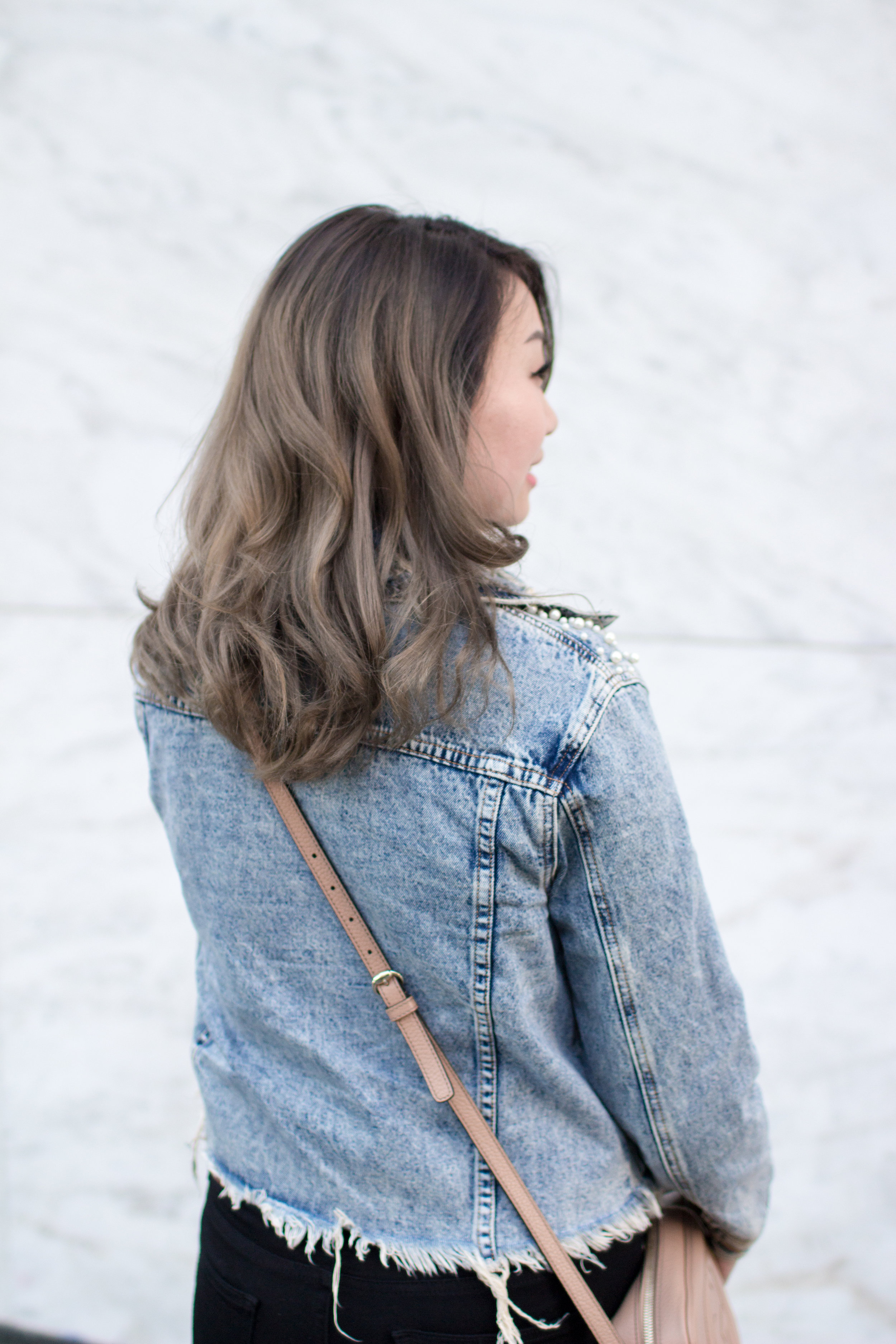 Global Bleach at Sunkissed Salon | The Chic Diary