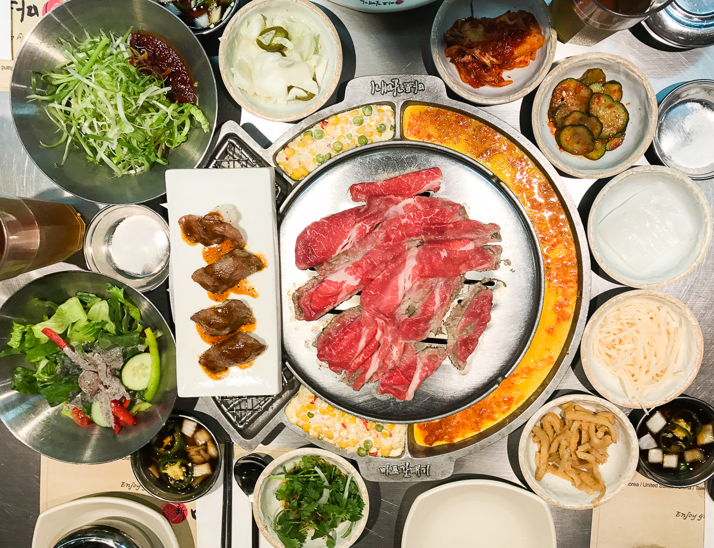Magal BBQ - LA Food Guide | The Chic Diary