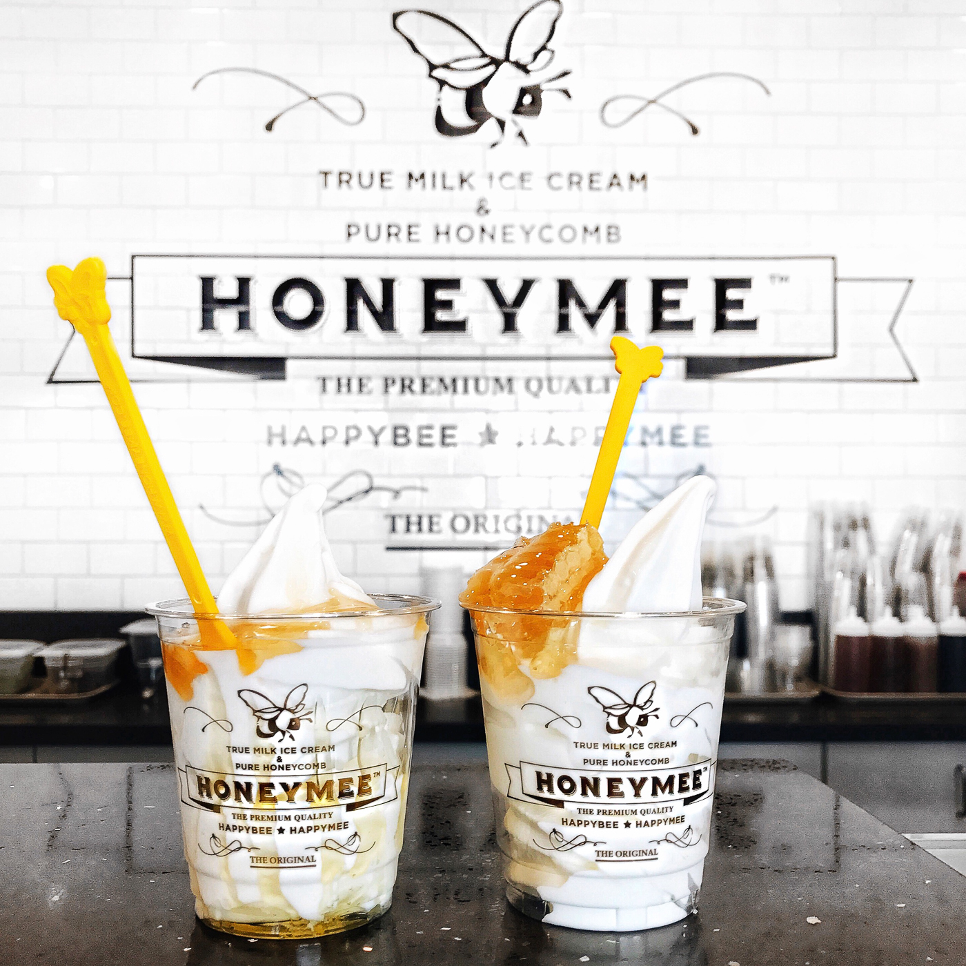 Honeymee - LA Food Guide | The Chic Diary