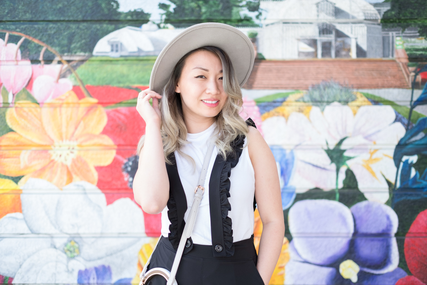 Sole Society Wide Brim Hat | The Chic Diary