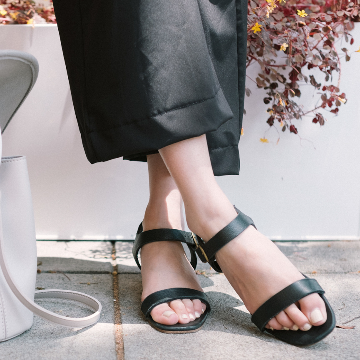 St. Agni     •     Ankle Strap Sandals     Cost:  $209  Times Worn as of 3/2019:  79  Cost/Times Worn:  $2.65  Cost/30 Wears:  $6.97