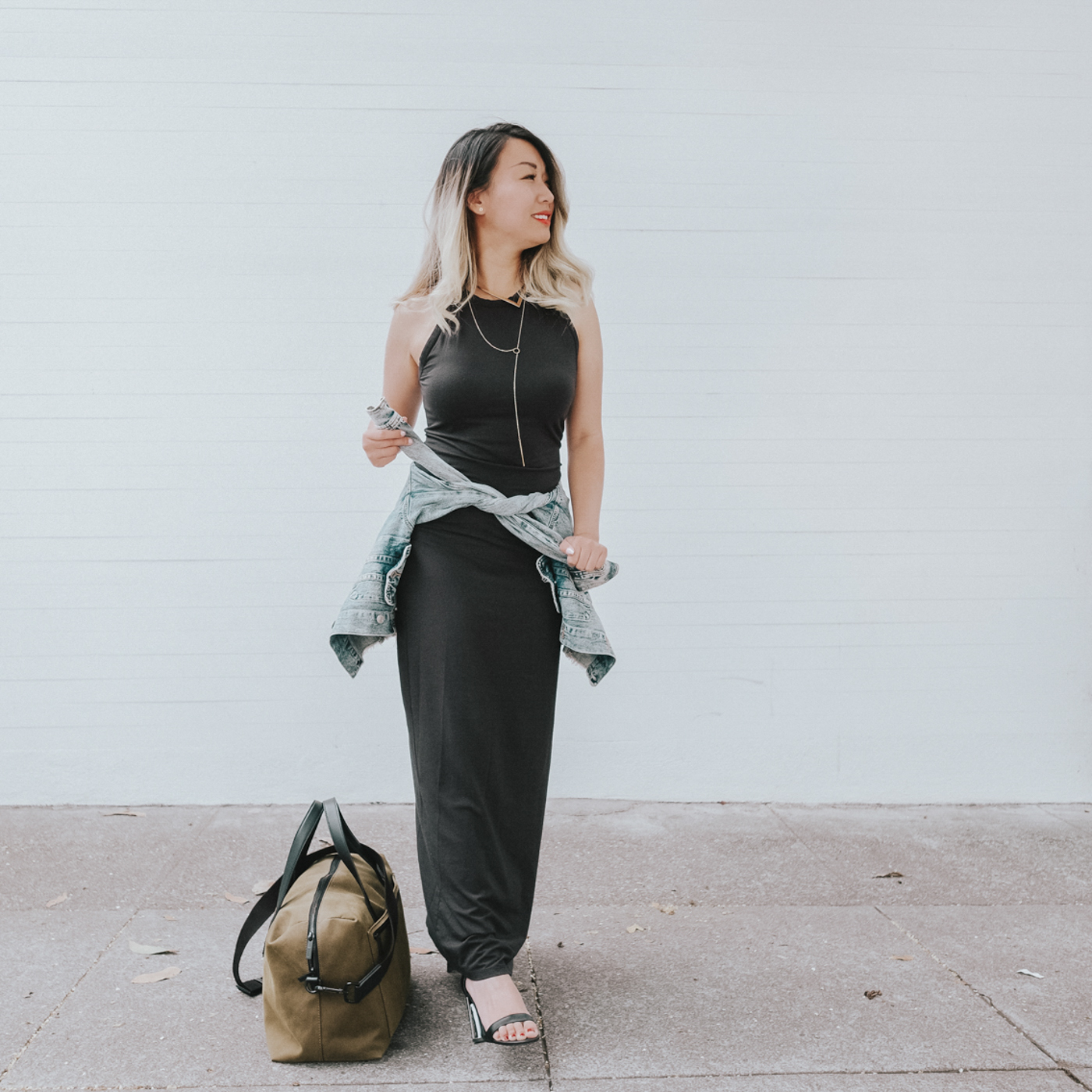 Grana     •  Pima Racerfront Maxi Dress    Cost:  $30  Times Worn as of 3/2019:  30  Cost/Times Worn:  $1  Cost/30 Wears:  $1
