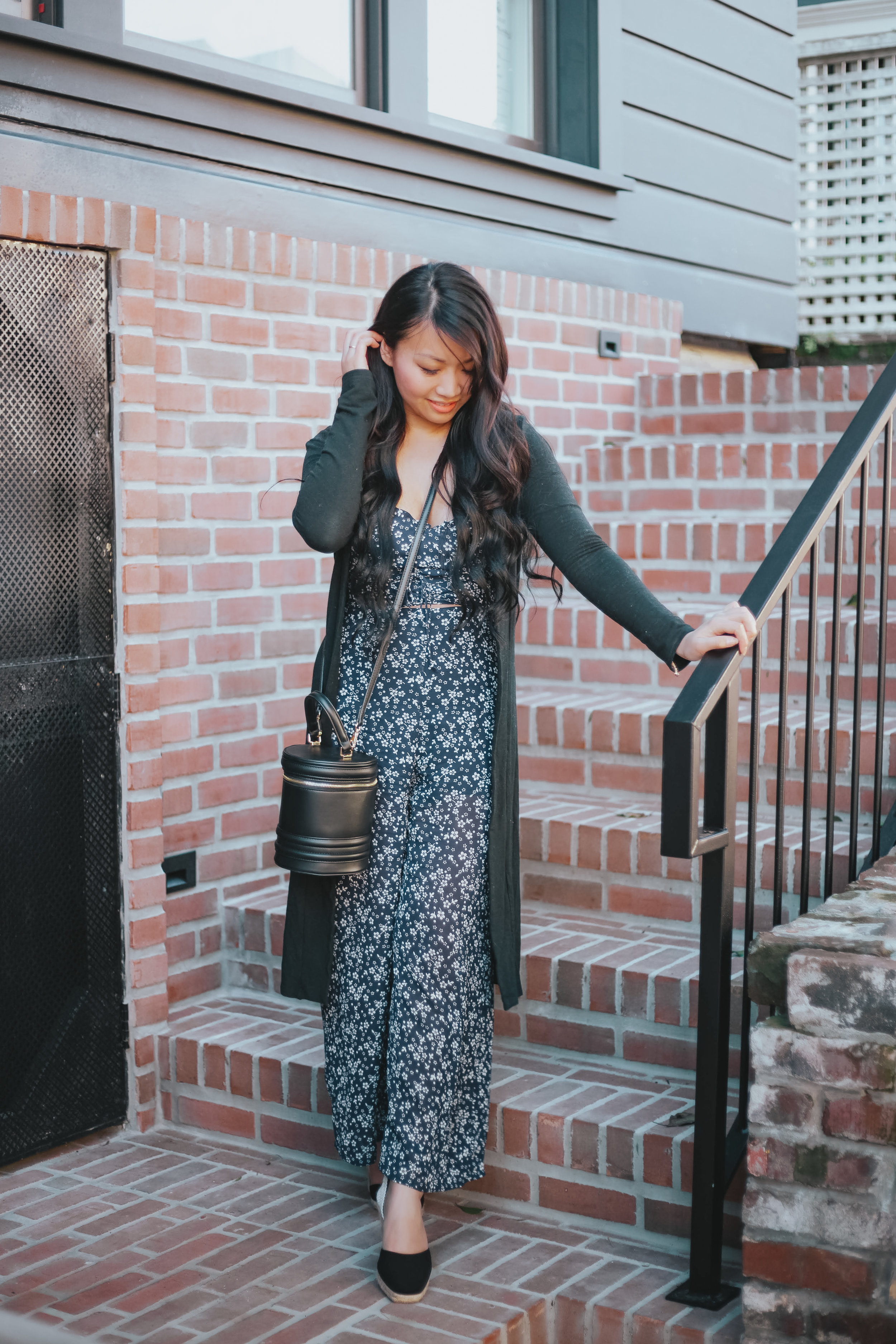 Reformation Fergie Jumpsuit | The Chic Diary