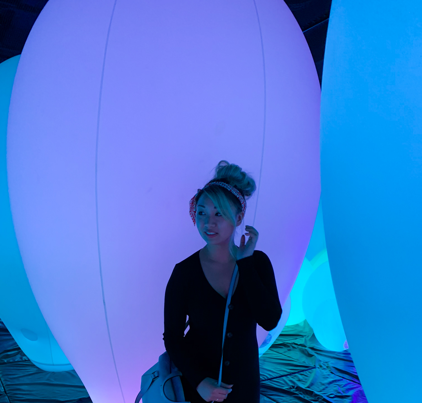 teamLab Borderless Exhibit | Balloons