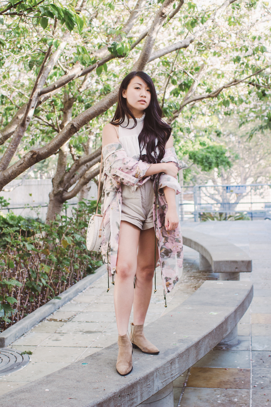 Posse Ducky Shorts | The Chic Diary