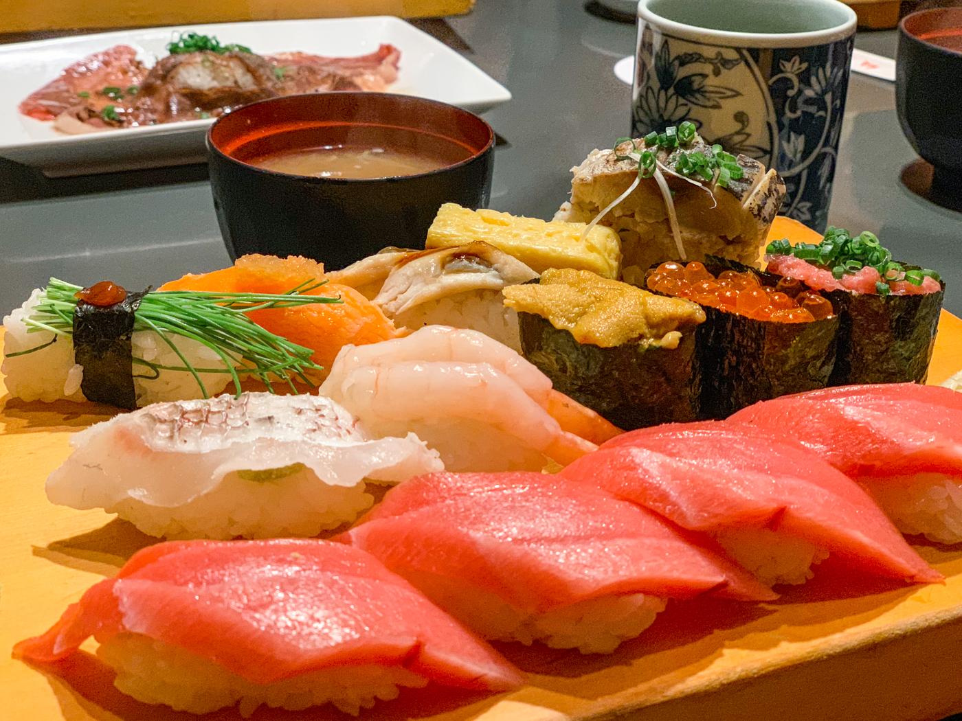 Itamae Sushi | Tokyo, Japan | The Chic Diary