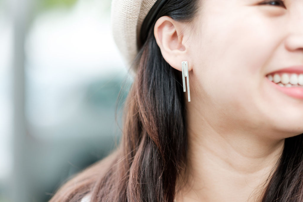 14K Gold Vermeil Earrings | The Chic Diary