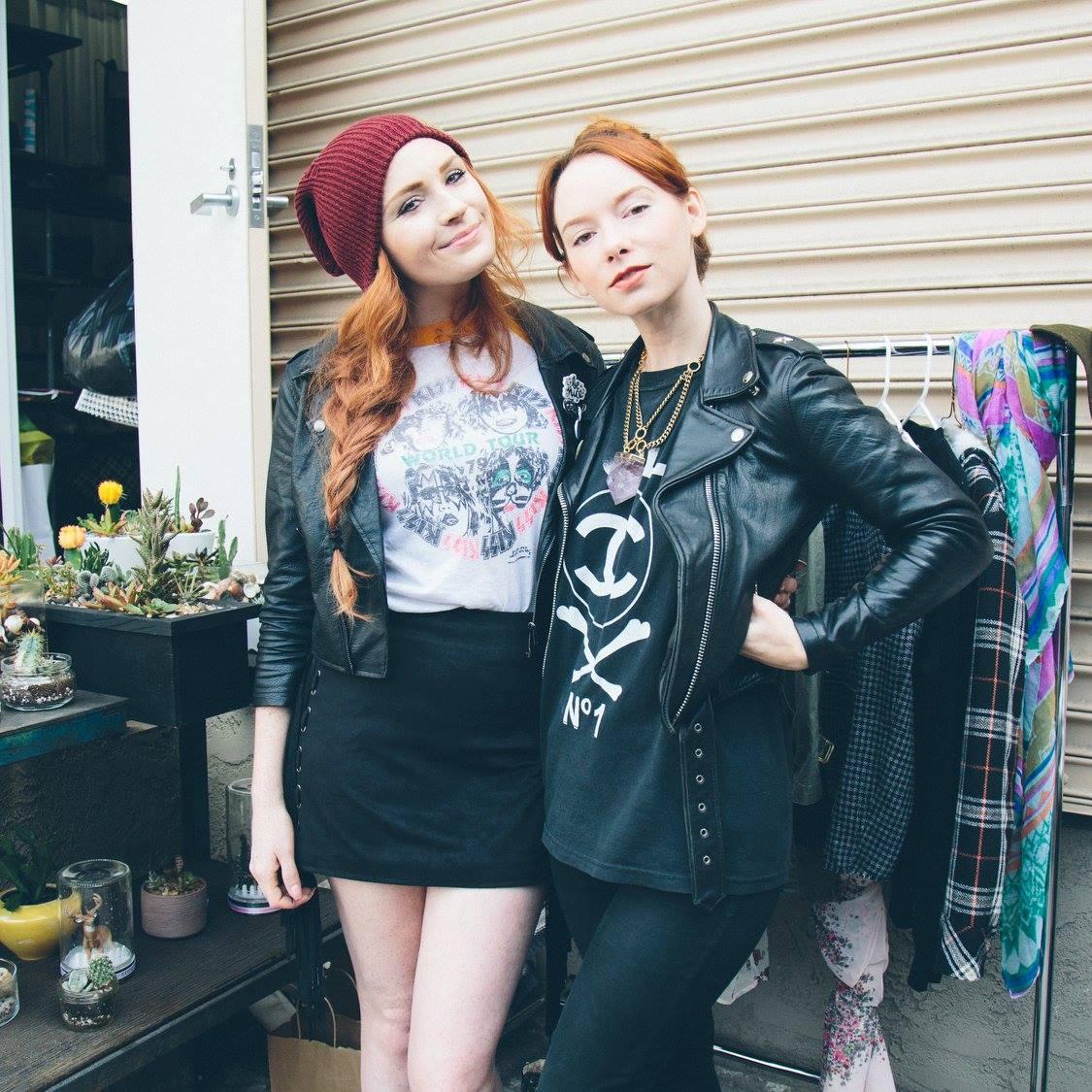 Bloggers xomissdanielle & hattiewatson