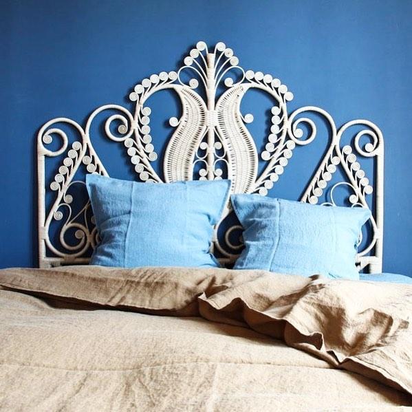 I 💙@lemondesauvage ✨#lovely #linen #bed